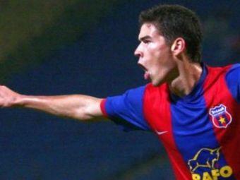 Nu il mai recunosti :) Cum arata Razvan Ochirosii la 30 de ani! Ce performanta a reusit cel mai tanar marcator din istoria FCSB-ului in Champions League! FOTO
