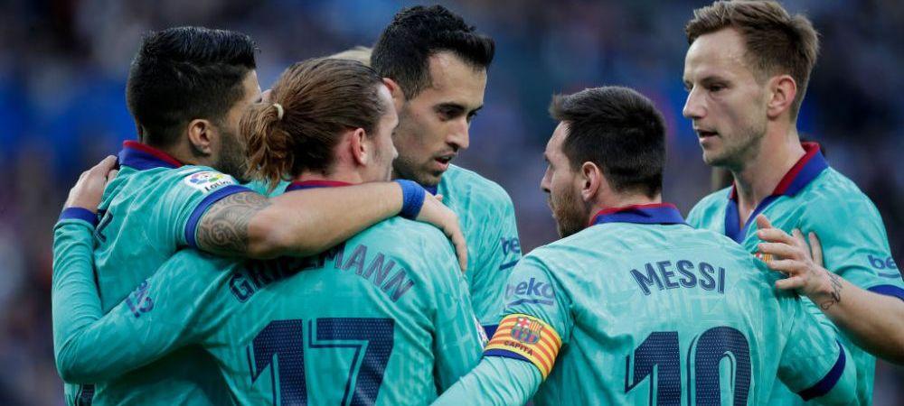 """""""Normal ca mi-ar placea sa joc alaturi de Ronaldo!"""" Joaca cu Messi, dar viseaza la Cristiano! Declaratia BOMBA a jucatorului Barcelonei la care NIMENI nu se astepta"""
