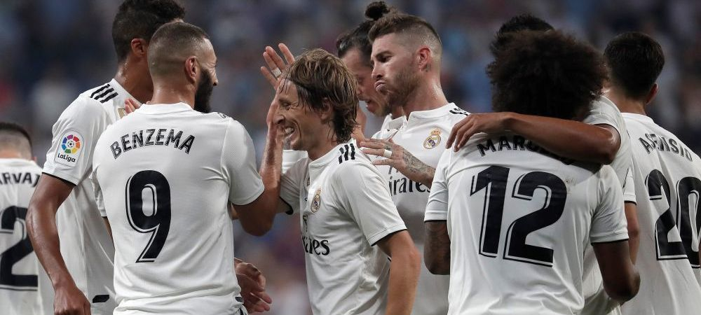 Real Madrid vrea sa faca un super transfer! Jucatorul e dorit si de Liverpool! Cine e fotbalistul care poate ajunge sub comanda lui Zidane