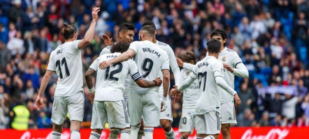 Arsenal, Chelsea si Manchester City se lupta pentru un star de la Real Madrid! Fotbalistul pe care vor sa il aduca gigantii din Premier League