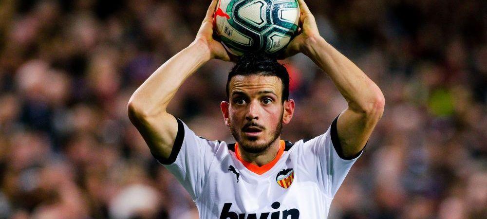 A luat ROSU in al doilea meci la Valencia, apoi medicii i-au zis ca trebuie sa intre in carantina din cauza varicelei! Ce a patit Florenzi la Valencia