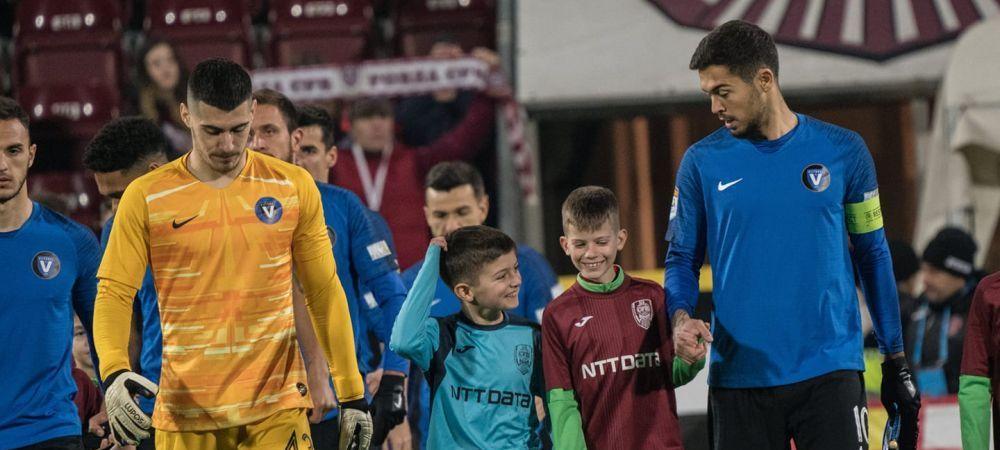"""Iancu se ia de CFR dupa egalul de la Cluj: """"Nu poti sa joci pe un asemenea gazon in Europa, n-ai cum..."""""""