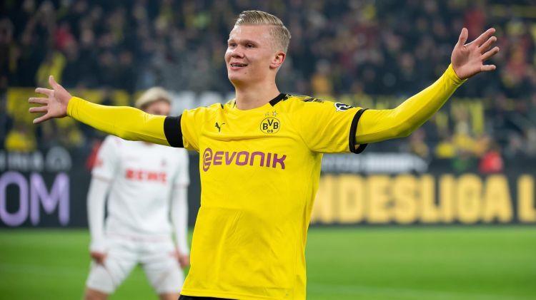 Erling Haaland nu se opreste din dat goluri! Jucatorul lui Dortmund a ajuns la 9 reusite in 5 meciuri