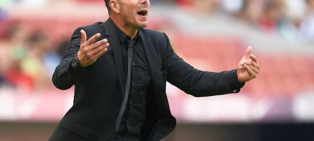 Pleaca Diego Simeone de la Atletico Madrid dupa 9 ani? Unde ar putea ajunge antrenorul argentinian