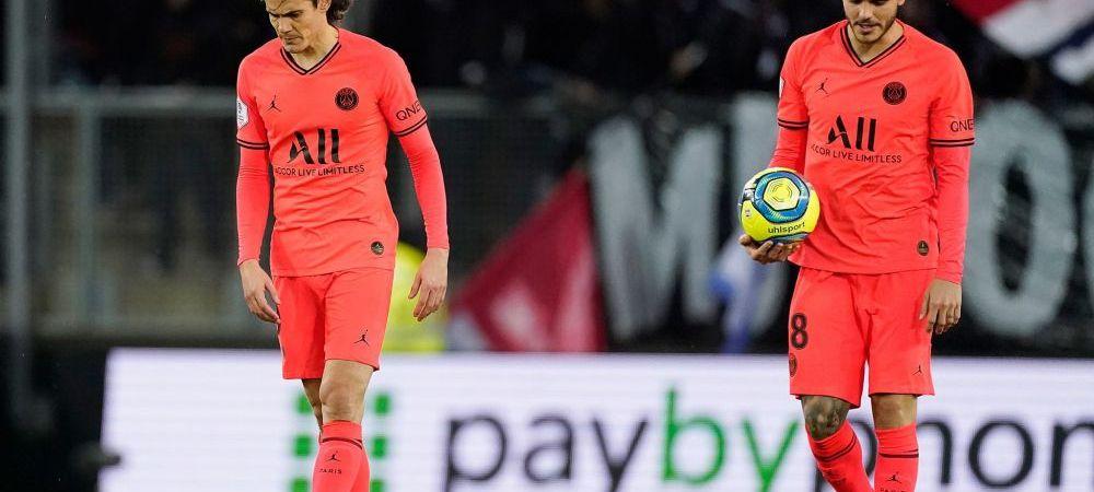Meci DEMENT in Ligue 1! Dupa o REVENIRE FANTASTICA, PSG scapa victoria printre degete intr-o partida cu 8 goluri! Ce s-a intamplat si cum s-au marcat golurile