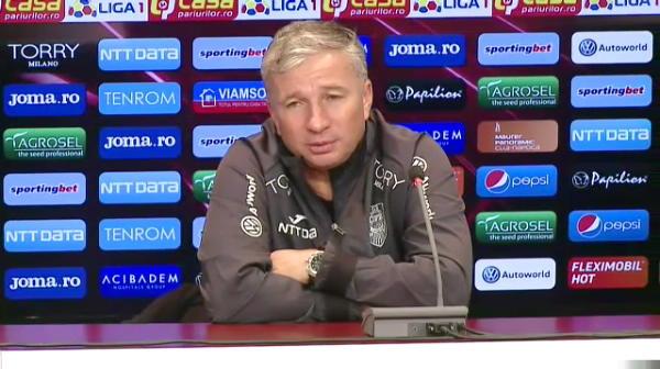 """""""Ma uit la filme, imi iau liber!"""" O noua declaratie marca Dan Petrescu! Derby-ul dintre Dinamo si FCSB nu ii trezeste interesul antrenorului campioanei Romaniei! Ce a putut sa spuna"""