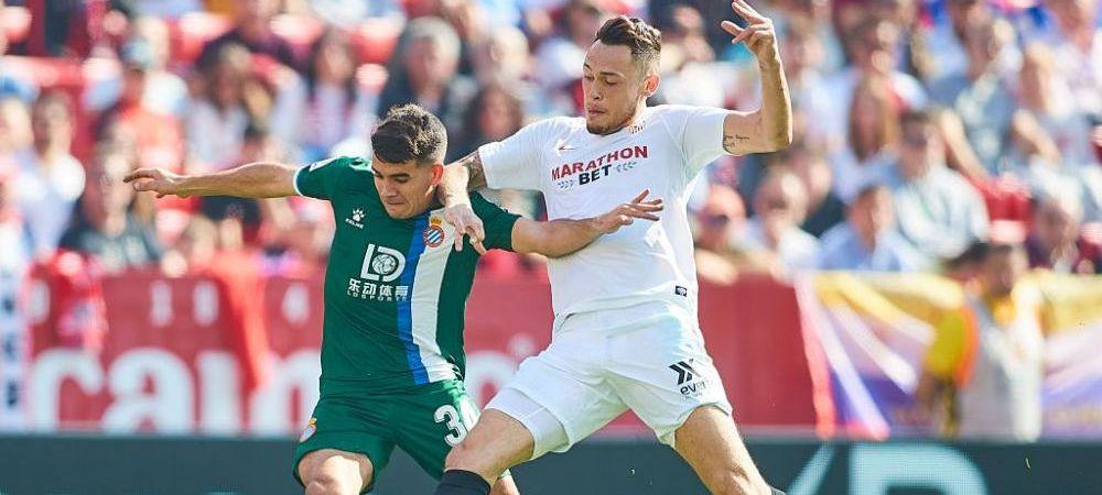 Veste buna pentru CFR! Sevilla s-a incurcat de ultima clasata din La Liga inaintea meciului cu campioana Romaniei din Europa League! Ce s-a intamplat