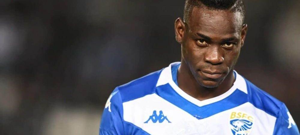 Inca un scandal pentru Balotelli! Fotbalistul e santajat de o tanara de 18 ani care sustine ca fost agresata sexual de jucator! Ce s-a intamplat