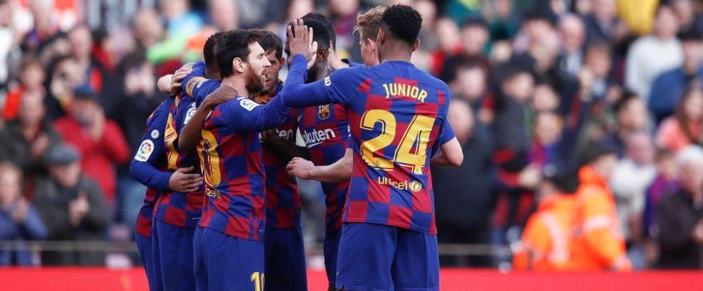 ULTIMA ORA | Barcelona si-a gasit atacant dupa acceptul din partea federatiei de a face transferuri! Cine e inlocuitorul lui Dembele si va veni langa Messi! Anuntul momentului in Spania