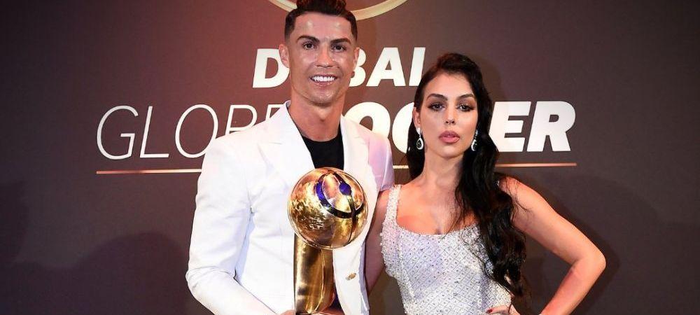 Ti-o ia portofelul RAZNA! Ronaldo ii acorda Georginei o suma FABULOASA pe luna pentru a-si face de cap