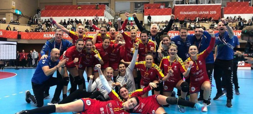 "Nationala de handbal a Romaniei si-a aflat programul de la turneul preolimpic! Cand vor juca ""tricolorele"""