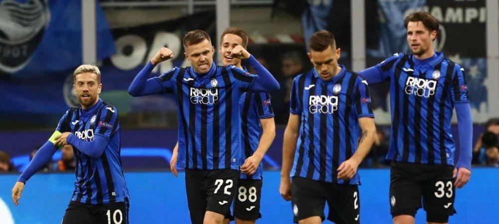 Tottenham-Leipzig 0-1 / Atalanta-Valencia 4-1 |Atalanta face un meci de vis si e aproape de o calificare ISTORICA in sferturi! Mourinho pierde un nou meci, insa totul se va decide in Germania