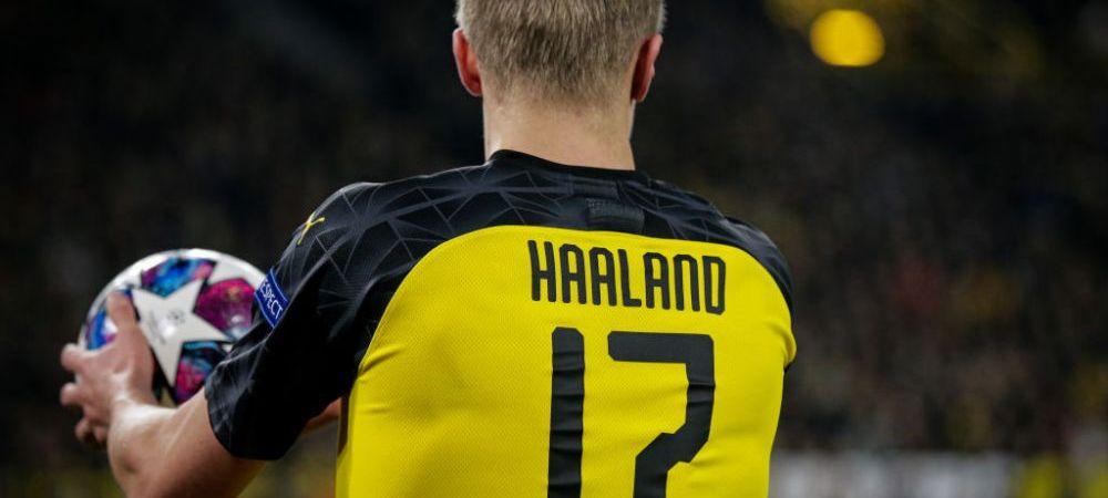"""HAAL OF FAME! Declaratiile lui Haaland dupa ce a DEMOLAT-O de unul singur pe PSG: """"Pentru asta m-am apucat de fotbal!"""""""