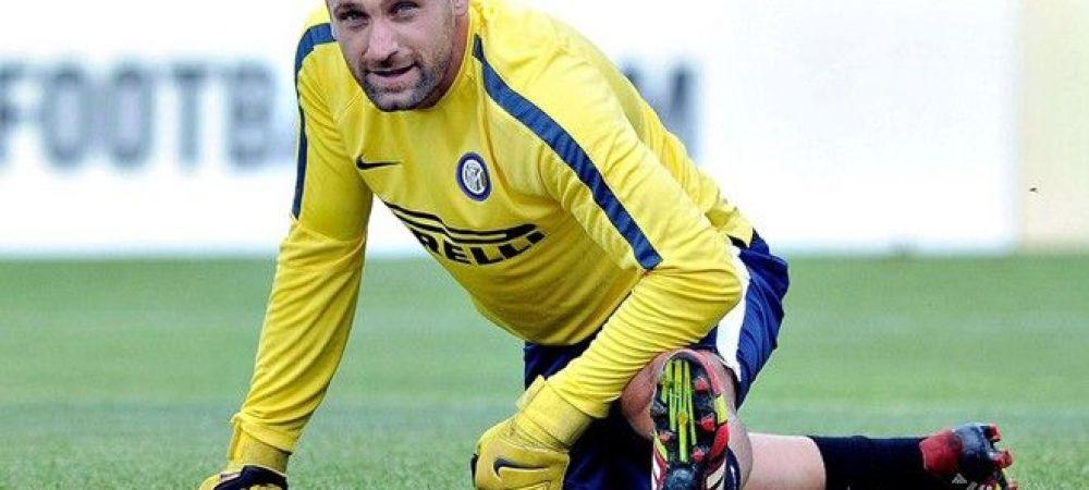 Situatie incredibila! Este de 6 ani la Inter Milano, dar nu a jucat in niciun meci oficial