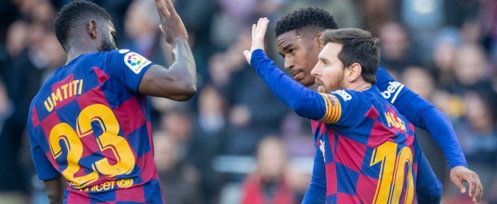 E gata! Barcelona s-a decis! I-a gasit inlocuitor lui Dembele, iar transferul se face in doua saptamani! Cine vine sa joace alaturi de Messi