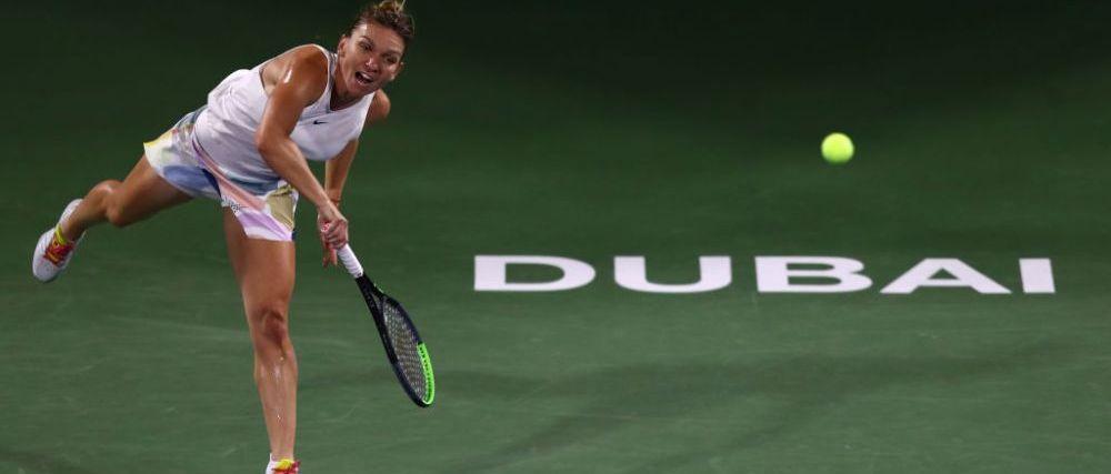 """""""Au fost greseli de Djokovic jucand pe strada cu baietii din Belgrad!"""" Ce spune CTP dupa calificarea chinuita a Simonei Halep in sferturile turneului de la Dubai"""