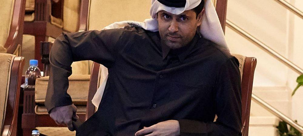 PSG ar putea avea PROBLEME MARI! Acuzatii DURE la adresa presedintelui clubului, Nasser Al-Khelaifi