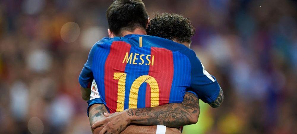"""Culisele REVENIRII SECOLULUI in fotbalul mondial! Declaratia lui Leo Messi despre Neymar la Barcelona: """"M-a deranjat cand a plecat!"""" Ce spune de Lautaro Martinez"""