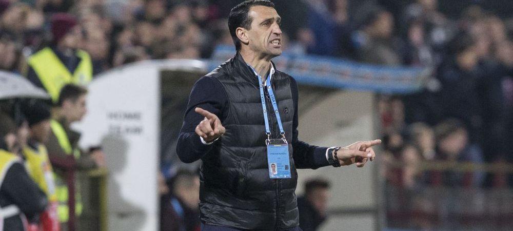 """Este posibil sa apara maine in echipa!"" Bogdan Vintila a vorbit despre noile transferuri ale ""ros-albastrilor"""