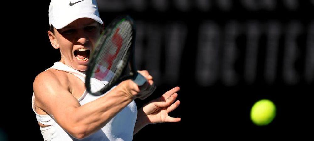 Simona Halep - Jennifer Brady 6-2, 6-0   CALIFICARE!!! Simona face un MECI PERFECT si se califica fara probleme in FINALA turneului de la Dubai