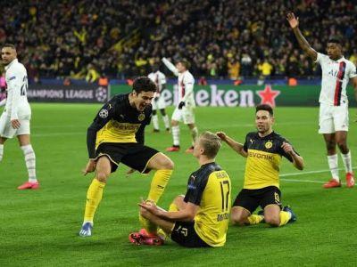 Haaland se ia la tranta cu recordurile! E jucatorul saptamanii in Champions League dupa meciul MONDIAL cu PSG