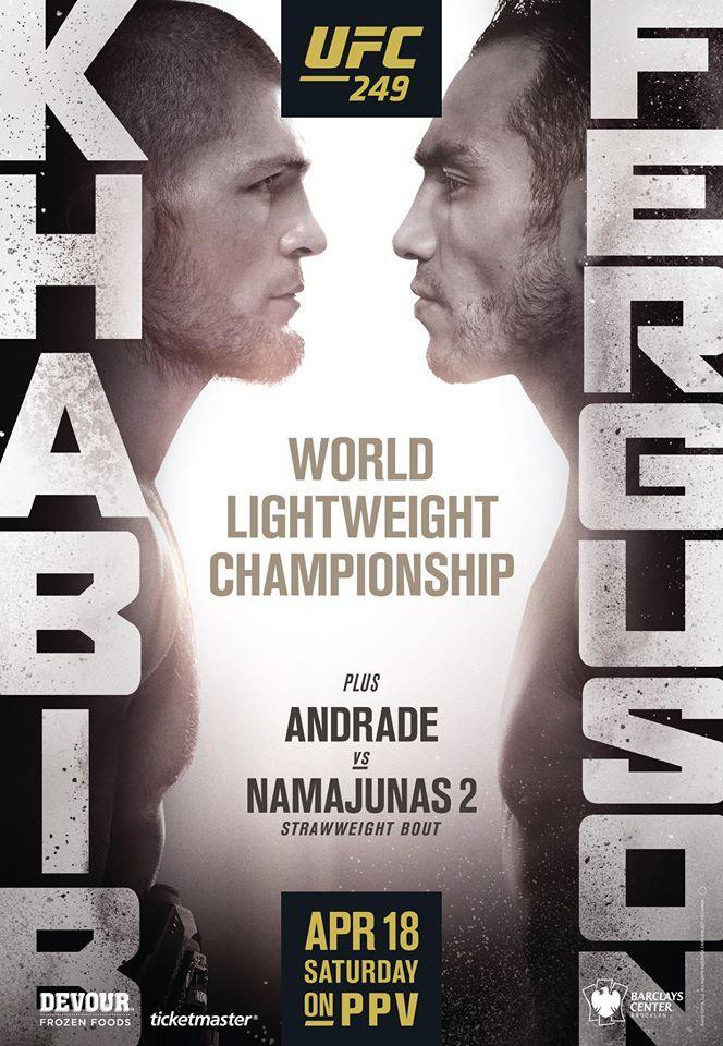 OFICIAL | Khabib revine in cusca! Se anunta o lupta INCENDIARA la gala UFC 249: cand va avea loc meciul