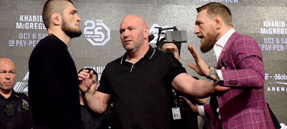 OFICIAL | Khabib revine in cusca! Se anunta o lupta INCENDIARA la gala UFC 249: cand va avea loc