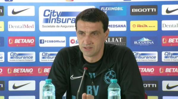 Bogdan Vintila, frustrat si suparat dupa infrangerea cu Dinamo! Antrenorul stie de ce a pierdut derby-ul