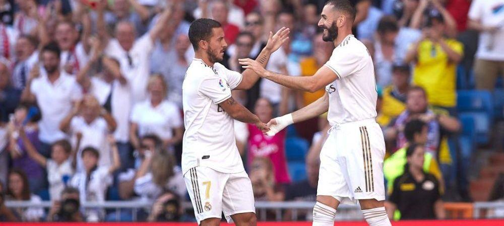 """Levante - Real Madrid 1-0   """"Galacticii"""" primesc un gol de SENZATIE si rateaza ocazia de a reveni pe primul loc in La Liga   Barcelona a batut Eibar cu 5-0   Ronaldo a marcat in Spal - Juventus 1-2"""
