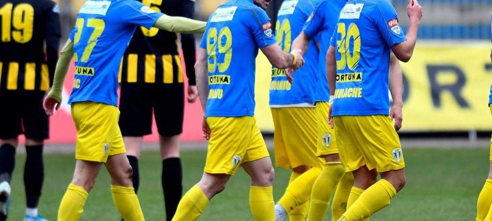 Petrolul Ploiesti - Dunarea Calarasi 2-0 | Gloria Buzau a castigat la masa verde meciul cu Snagov! Ilfovenii nu s-au prezentat la stadion