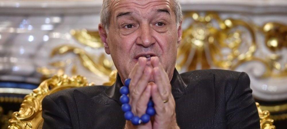 """Noua """"perla"""" a lui Becali are pretul STABILIT! Cati bani trebuie sa scoata din buzunar patronul ros-albastrilor pentru a-si indeplini dorinta"""