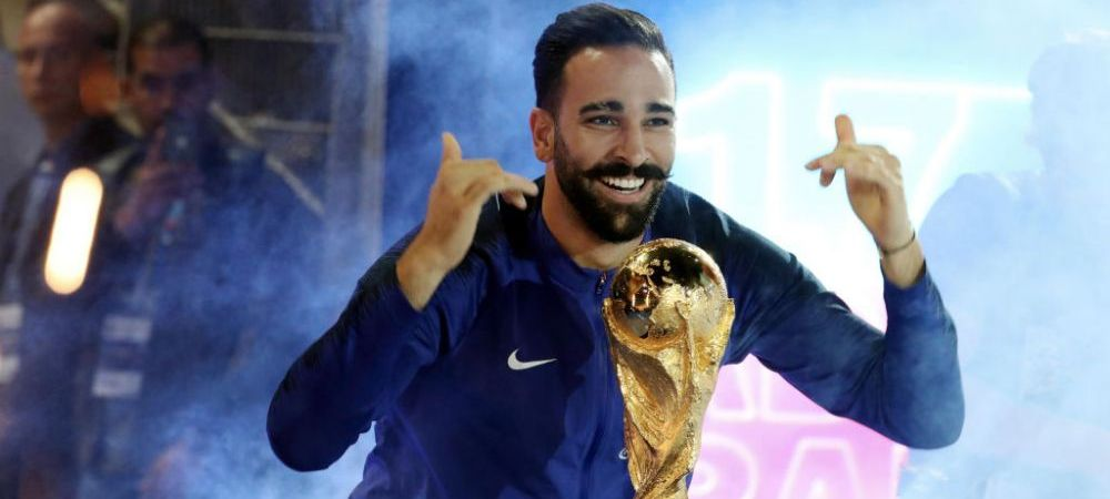 Surpiza URIASA! Unde a ajuns sa joace Adil Rami la un an si jumatate dupa ce a luat titlul mondial cu Franta