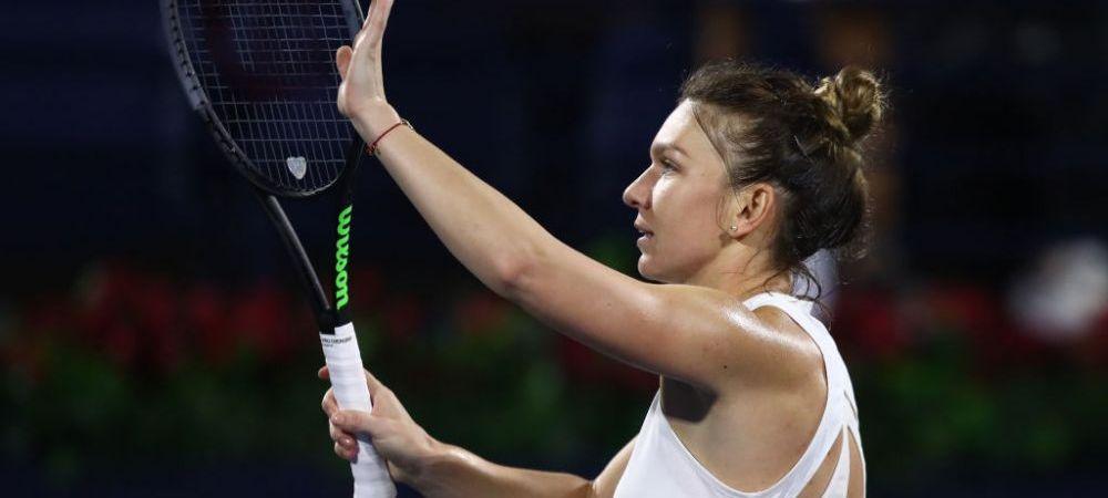 Epuizata dupa Dubai. Simona Halep a anuntat in ziua finalei ca se retrage de la urmatorul turneu unde trebuia sa participe: nu va juca la Doha