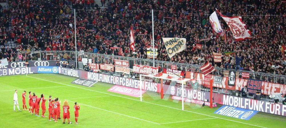 Moment SOCANT la meciul lui Bayern! O fetita de 14 luni, nepoata unui jucator aflat pe teren, a murit in timpul partidei