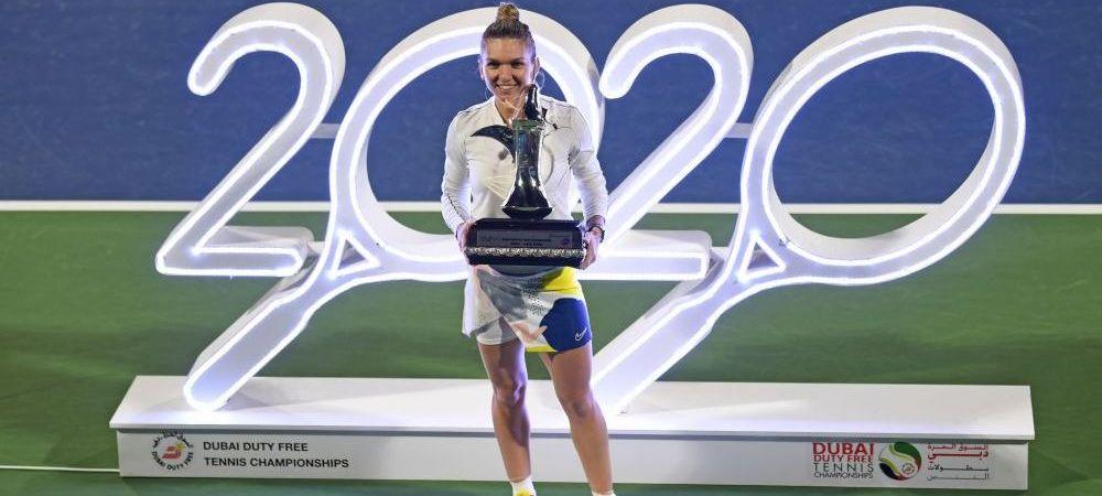 Simona Halep intra in clubul VIP al marilor campioane ale momentului in Tenis! Serena e EXTRATERESTRA! Cate trofee o despart de Simona