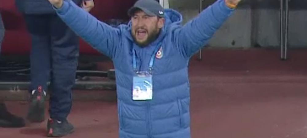 Prima reactie a lui Viorel Moldovan dupa punctul de aur cu FCSB! Cum a reusit sa ii surprinda pe ros-albastri