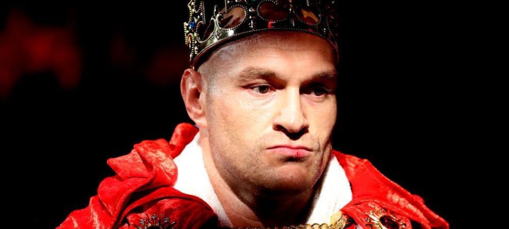 DRAMA NESTIUTA a lui Tyson Fury! Dezvaluirile sfasietoare ale britanicului inainte de meciul cu Wilder! Campionul mondial a fost in DEPRESIE si a vrut sa se sinucida!