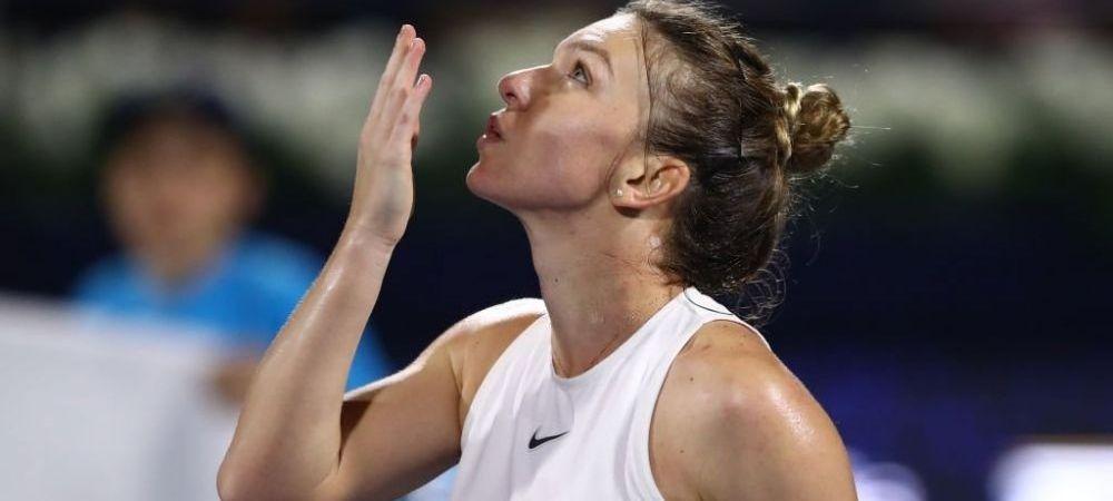 """""""Simona este Regina desertului, iar Dubaiul pamant romanesc!"""" CTP, despre """"Cel mai bun meci din tenisul feminin in 2020"""""""