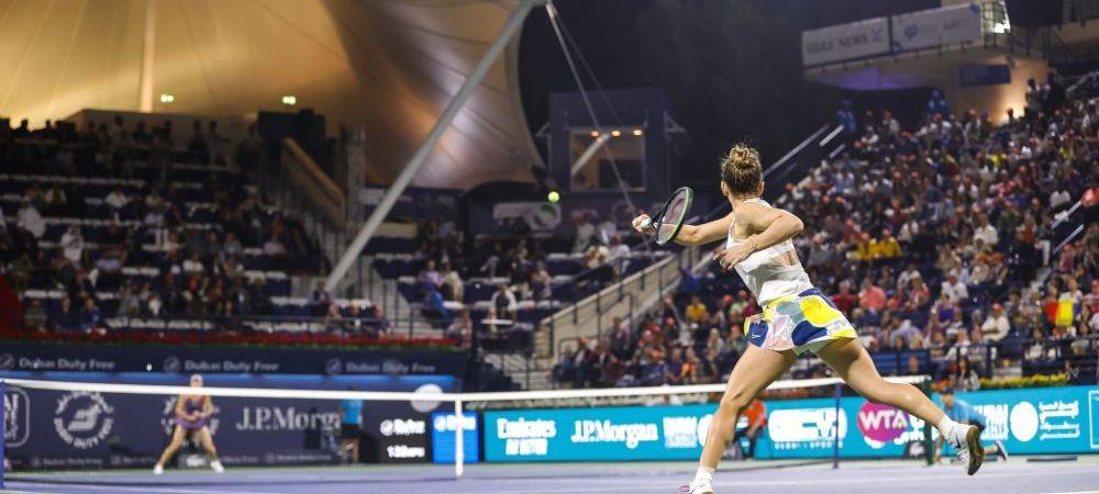 PERSOANA SPECIALA cu care Simona Halep s-a pozat dupa finala castigata la Dubai | MESAJUL DEOSEBIT transmis lui Darren Cahill