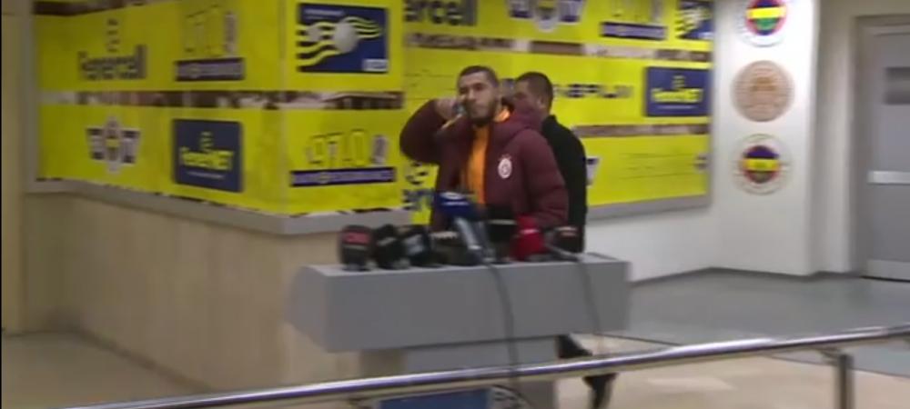 Aroganta care i-a SCOS din minti! Ce a facut Belhanda dupa victoria ISTORICA a lui Galatasaray de pe terenul lui Fenerbahce