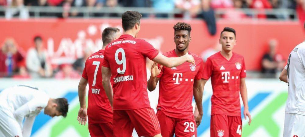 "Bayern Munchen vrea sa isi schimbe antrenorul! Tehnicianul unui alt club gigant din Europa ar putea ajunge la ""bavarezi"""