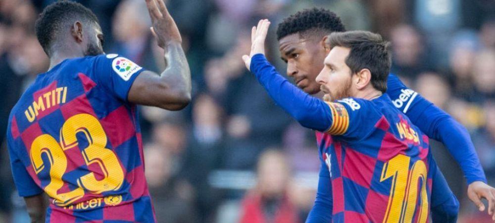 Barcelona e aproape sa realizeze un transfer pentru sezonul urmator! Cine e jucatorul care poate ajunge la catalani