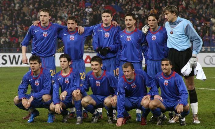 Au trecut 15 ani de la noaptea MAGICA: Steaua - Valencia! Eroul Cristea a trimis meciul in prelungiri! AICI ce s-a intamplat pe 24 februarie 2005