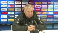 """""""Nu cred ca am fost atat de apreciat cum ar fi trebuit!"""" Ce a spus Dan Petrescu la conferinta de presa de dupa victoria in fata Craiovei! Declaratii spumoase ale antrenorului campioanei Romaniei"""