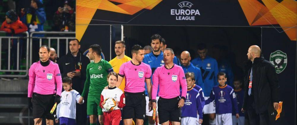 OFICIAL | Ce se intampla cu partida dintre Inter si Ludogorets din Europa League dupa epidemia de coronavirus din Italia! Anuntul oficial facut de trupa lui Conte