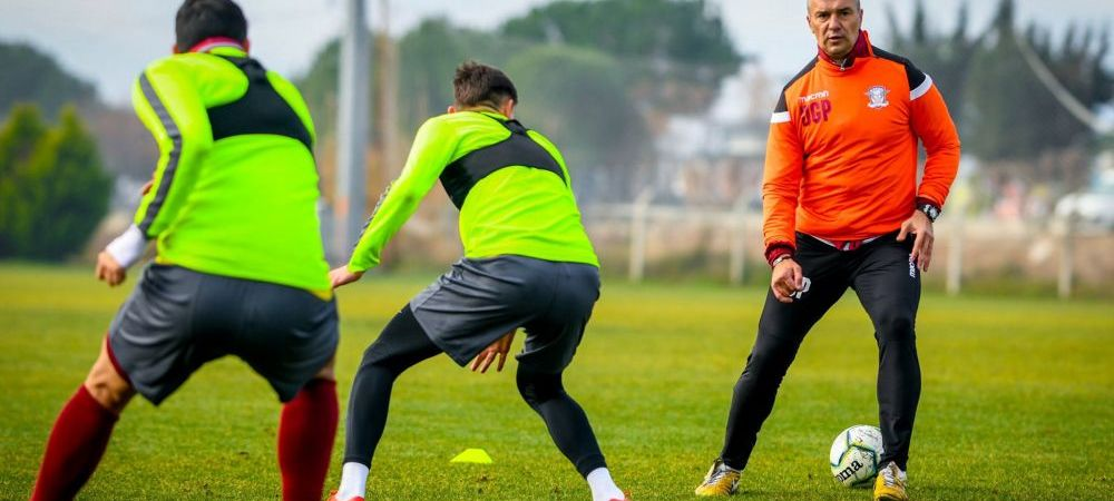 """Rapid joaca azi primul meci al anului contra lui Turris! Pancu: """"Jucam cu gandul la revansa, nu vrem sa pierdem al treilea meci impotriva lor!"""""""