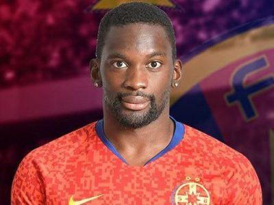 A dat gol la debut, dar nu l-a convins pe Becali sa il pastreze! La ce echipa a ajuns sa joace Juhvel Tsoumou dupa despartirea de FCSB