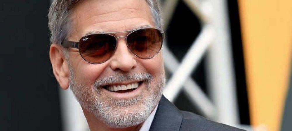 George Clooney, aproape sa cumpere un club de traditie din Spania! Anuntul oficial al actionarilor