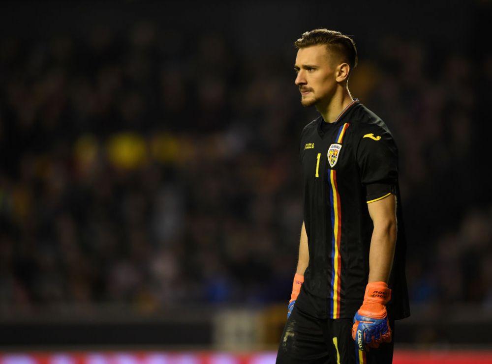 FIFA l-a inclus pe Ionut Radu in topul jucatorilor DE URMARIT la Jocurile Olimpice! Ce au scris despre portarul roman