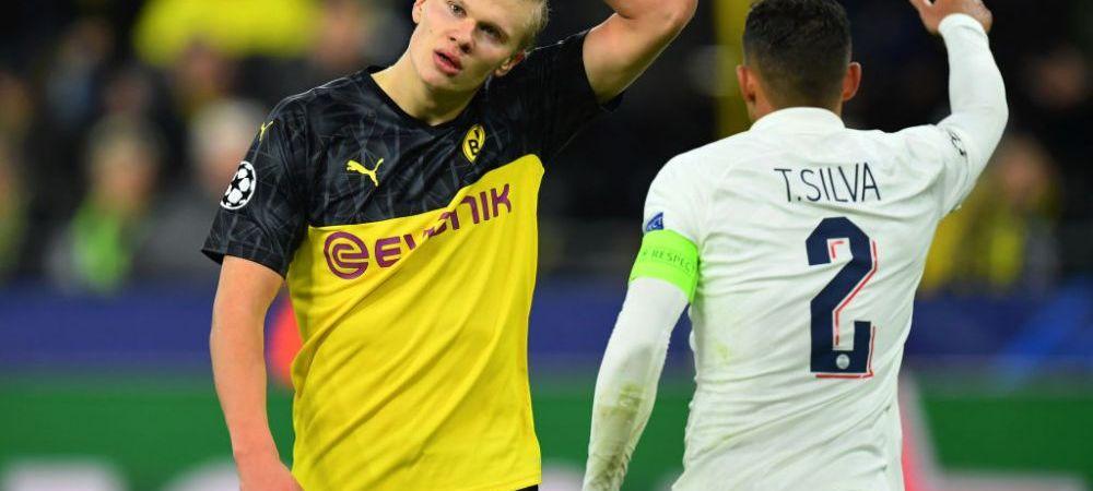 Nu e Messi, nici Ronaldo! Idolul lui Erling Haaland, i-a trimis un CADOU care l-a lasat FARA CUVINTE pe jucatorul Borussiei